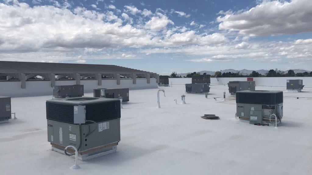 Rooftop AC Units