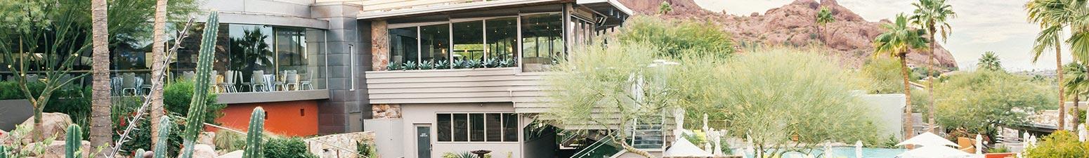 Arizona architectural landscape